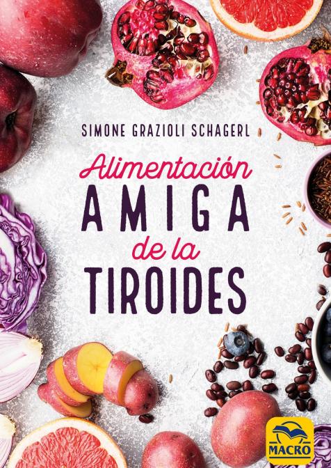 libro Tiroide in spagnolo